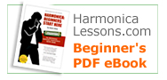 Buy beginner harmonica book