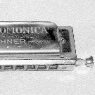 Art- Chromatic Harmonica