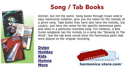 Extra song books