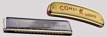 Tremolo harmonica