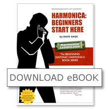 Download HarmonicaLessons.com presents: Vol.1: Beginners Start Here