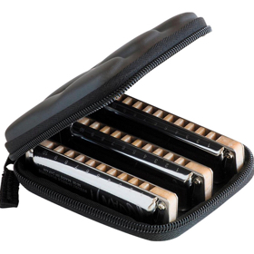 Suzuki Manji Diatonic Harmonicas - Set of 3