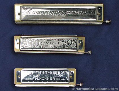 Typical chromatics harps